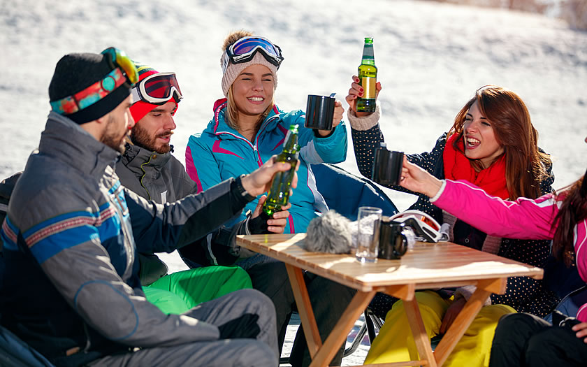 Austrian Ski Resorts with Great Apres-Ski