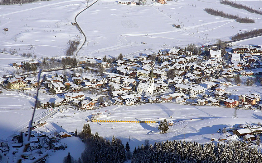 Ellmau Ski Resort