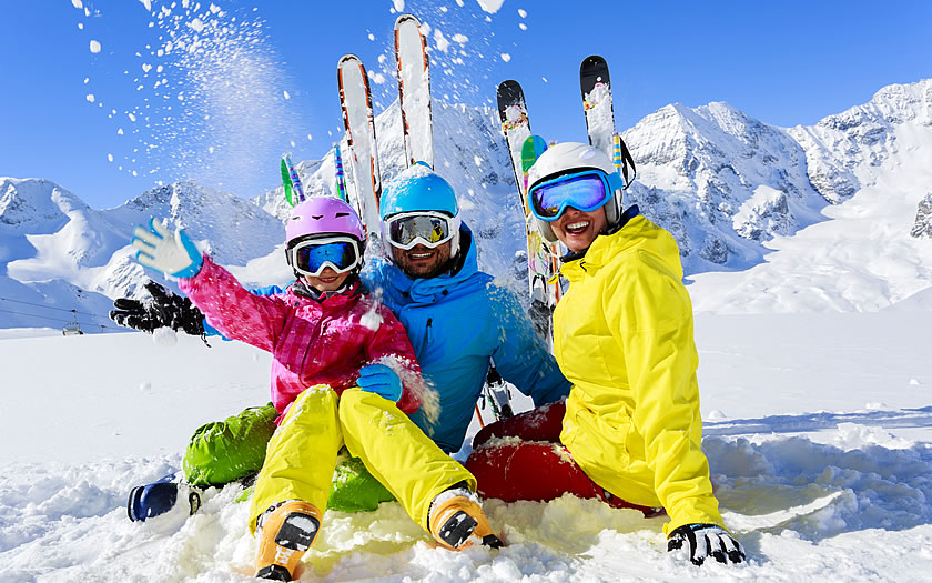 Best family skiing in Austria