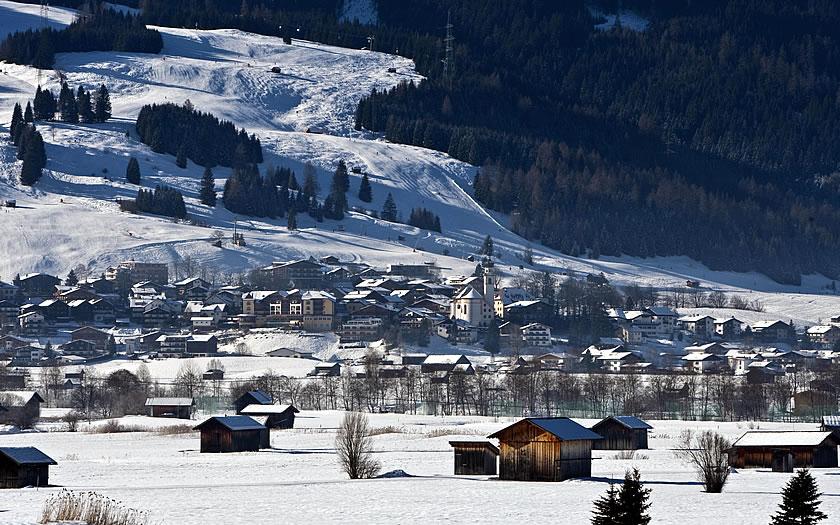 Lermoos ski resort