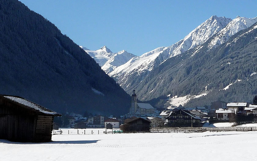Neustift in the Stubai valley