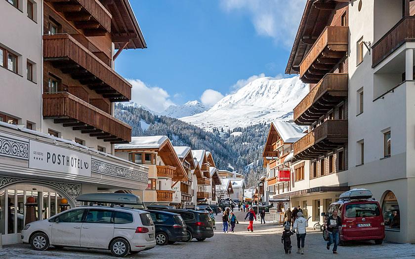 Serfaus, Tyrol
