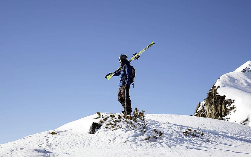 The Tyrol Ski Challenge