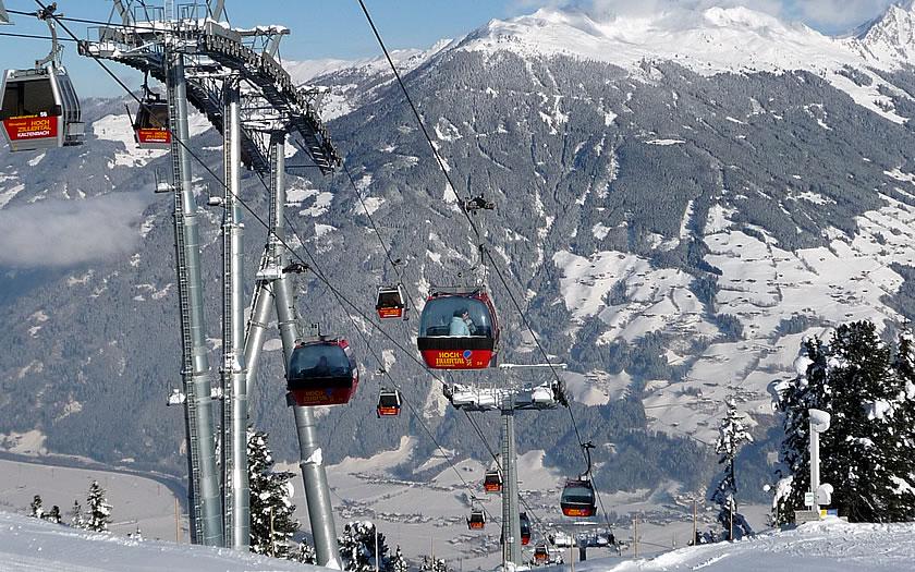 Kaltenbach ski resort