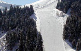 Skiing in Kitzbühel