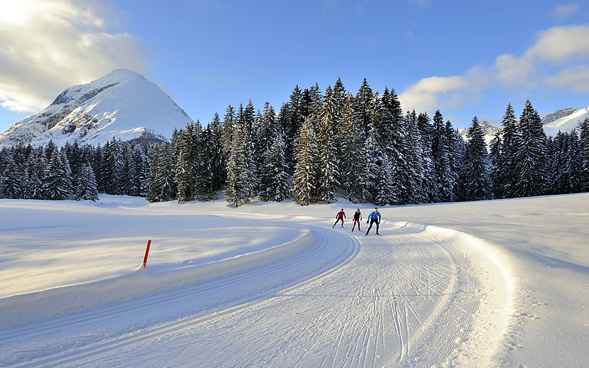 Seefeld in Tirol cross-country ski area