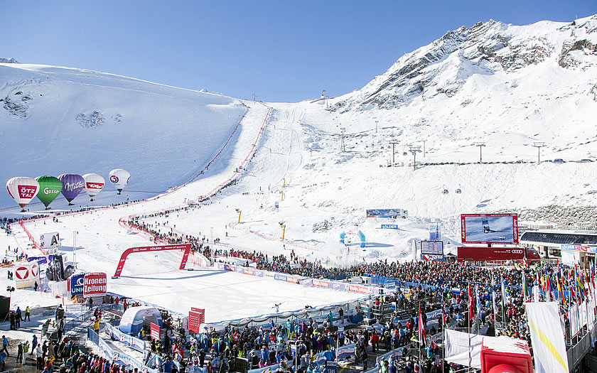 Sölden Ski World Cup race