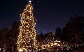 Christmas in St Anton