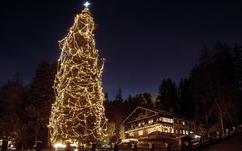 Christmas in St Anton
