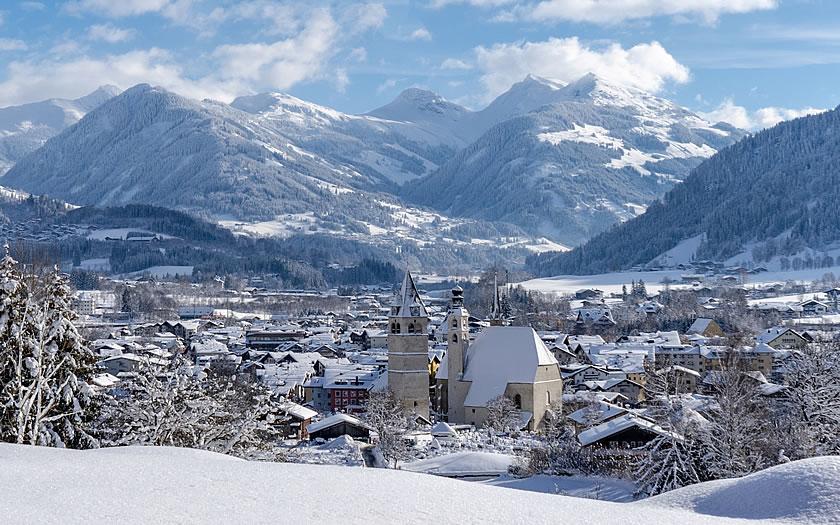Winter 2020 in Kitzbühel