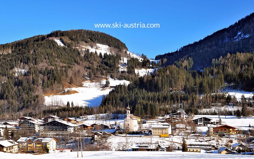 Flachau Austria Ski Resort Information