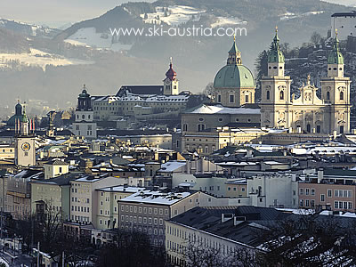 Salzburg Winter Breaks